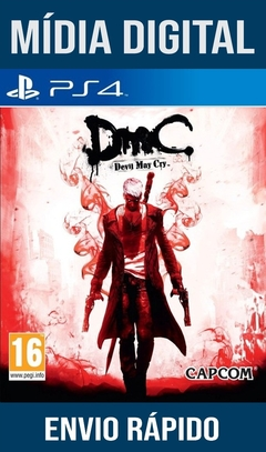 DMC Devil May Cry Definitive Edition Ps4 Psn Original 1 Mídia Digital