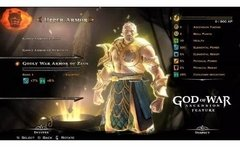 God Of War Ascension Pass Online Psn Ps3 - comprar online