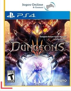 Dungeons 3 Ps4 Psn