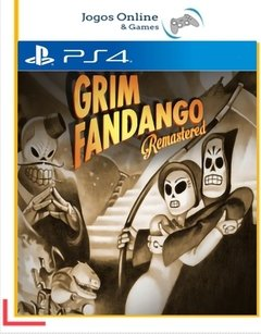 Grim Fandango Remastered Ps4 Psn