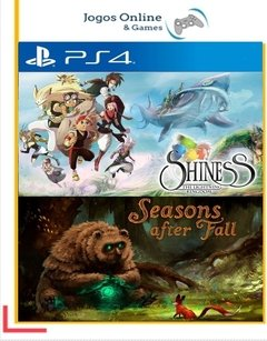 Pacote Indie Blunde Shinnes And Seasons After Fall Ps4 Psn