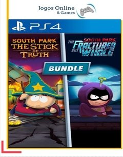 Pacote South Park Ps4 Psn