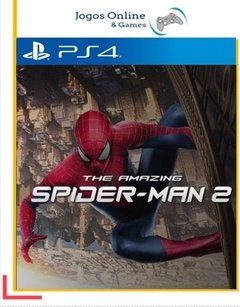 The Amazing Spider-Man 2 Ps4 Psn