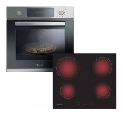 Horno Anafe Electrico Ch64ccb+fcp605xl Candy