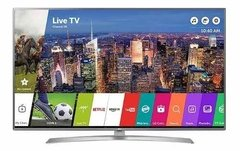LG SMART TV/4K 60UJ6580 Ultra Hd 4k Magic Webos 3.5 Netflix - comprar online