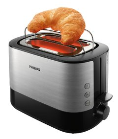 Tostadora Philips Hd2637/90 Viva Collection Con Rejilla - NetFull