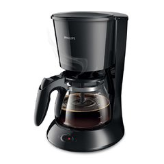CAFETERA ELECTRICA  PHILIPS HD7447/20 NEGRA