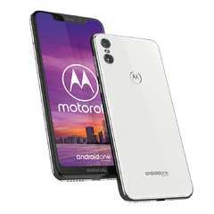 MOTOROLA ONE WHITE en internet