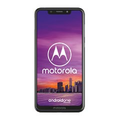 MOTOROLA ONE WHITE