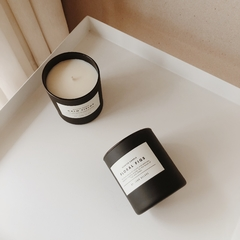 LUXE CANDLE - Floral Figs / Calm Fields - ALTORANCHO