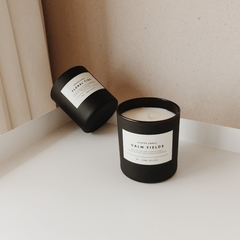LUXE CANDLE - Floral Figs / Calm Fields - tienda online