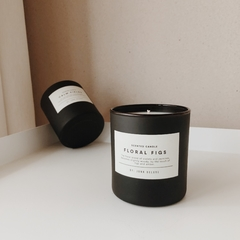 LUXE CANDLE - Floral Figs / Calm Fields