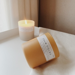JUNKY CANDLE - Honey Suckle / Calm Fields - tienda online