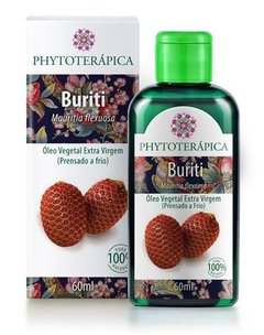 Óleo Vegetal de Buriti 60ml