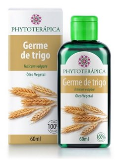 Óleo Vegetal de Germe de Trigo 60ml