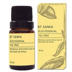 Óleo Essencial de Tea Tree (Melaleuca) 10ml