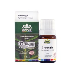 Óleo Essencial Citronela 10ml