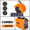 COMBO SENSITIVA CM14K 355MM + SOLDADORA INVERTER IRON 100A  LUSQTOFF