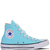 Tênis Converse Chuck Taylor All Star Seasonal Hi New Verde Agua