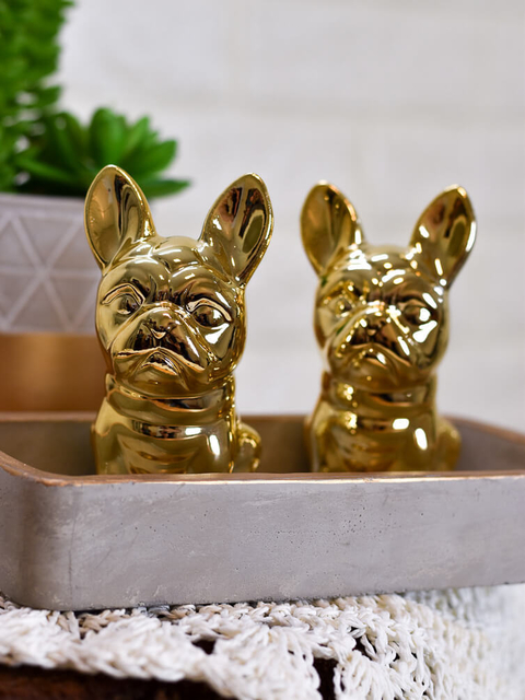 Mini Dog Gold