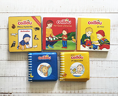Combo Caillou