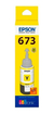 Botella Tinta Epson T673 Color 70ml L1800 L800 L805 L850