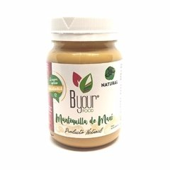 Byourfood. Mantequilla de Maní Natural. 400 grs.