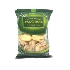 Crackines. Sin TACC. 120 gr