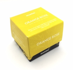 marsai. Orange Rose. Tea Box 25 grs.