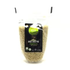 Pampa´s Grains. Arroz Largo Integral Orgánico  500gr. Sin TACC