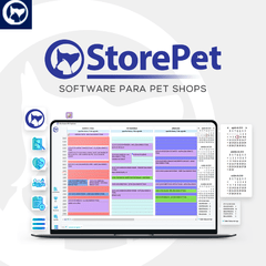 StorePet Software para Pet Shops e Clinicas Veterinárias