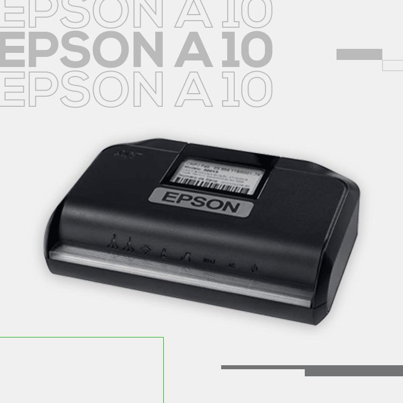 Sat Fiscal Epson SAT-A10 (USB) - Comprar em StoreShop