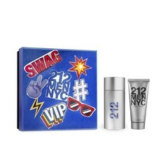 Set Carolina Herrera 212 Men EDT 100 ml.