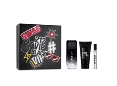 Set Carolina Herrera 212 VIP Black Men EDP 100ml.