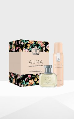 Set Paula Alma EDT 60ml.