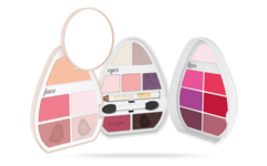 PUPA Bird 4 Face, Eyes and Lips Make-up Set (Blanco) - comprar online