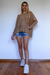 Sweater Lovely Camel - comprar online