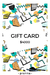 Online Gift Card $4.000