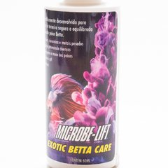Microbe-Lift Exotic Betta Care 60ml condicionador para Betta na internet