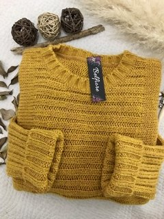 Maxi Sweater Izaro