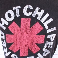 CAMISETA RED HOT - loja online