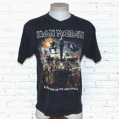 IRON MAIDEN ESTONADA