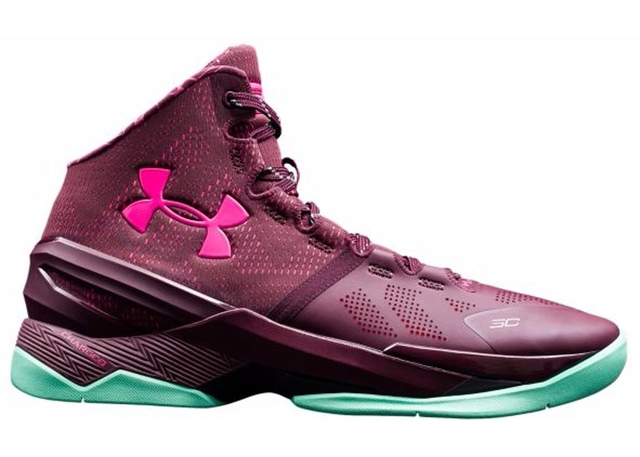 tenis nike under armour curry 2 \
