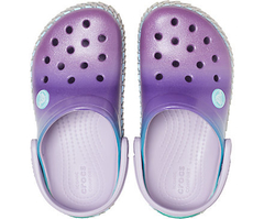 Crocband™ Kids'  Mermaid Metallic Clog - Crocs Sereia na internet