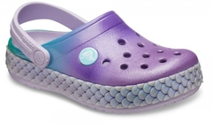 Crocband™ Kids'  Mermaid Metallic Clog - Crocs Sereia