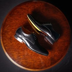 Windsor Cap Toe Plain | Village (cópia) - The Craft