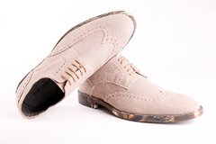 Cotton Brogue