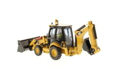 Pala y Retro 1:50 Cat 420E IT - Diecast Master - comprar online