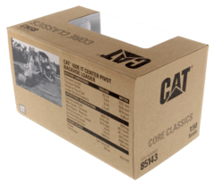 Pala y Retro 1:50 Cat 420E IT - Diecast Master - tienda online