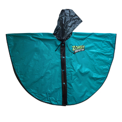 Piloto impermeable infantil Zombie Infection oscuro - comprar online